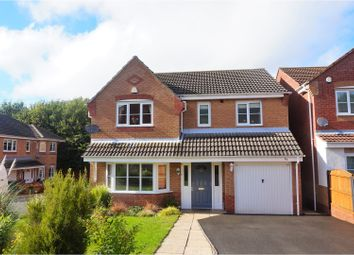 Thumbnail 4 bed detached house for sale in Gregson Walk, Telford