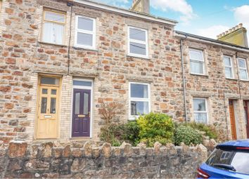 Thumbnail 3 bed terraced house for sale in Connor Hill, Hayle