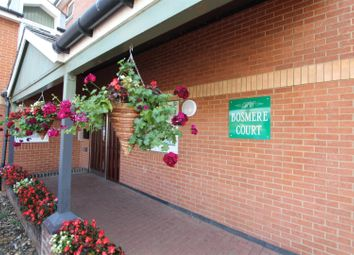 Thumbnail 1 bed flat for sale in Bosmere Court, The Causeway, Needham Market