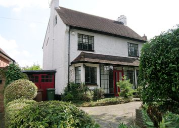 Thumbnail 3 bed detached house to rent in Cuckoo Hill, Pinner