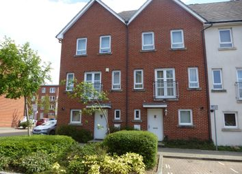 Thumbnail 4 bedroom end terrace house for sale in Seager Way, Poole
