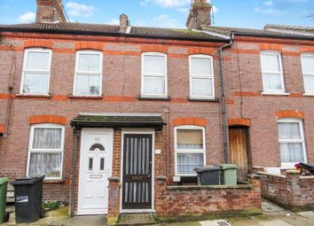 Thumbnail 2 bedroom terraced house for sale in St. Peters Road, Luton