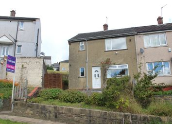 Thumbnail 2 bed semi-detached house for sale in Wardle Crescent, Keighley, West Yorkshire
