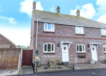 Thumbnail 2 bed semi-detached house for sale in Buttercup Way, Bridport
