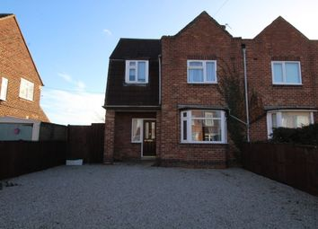 Thumbnail 3 bedroom semi-detached house for sale in St. Stephens Road, York