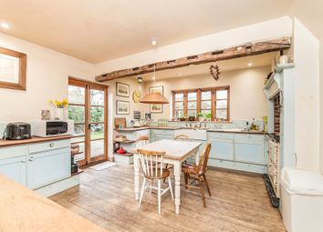 Thumbnail 4 bedroom detached house for sale in Mill Green, Edwardstone, Sudbury