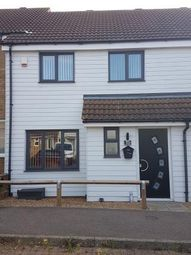 Thumbnail 2 bed terraced house for sale in Baryntyne Crescent, Hoo, Kent, Rochester