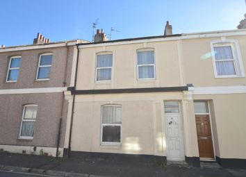 Thumbnail 1 bed flat to rent in Neswick Street, Plymouth, Devon