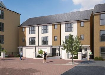 Thumbnail 3 bed terraced house for sale in Linden Park, Emersons Green, Bristol