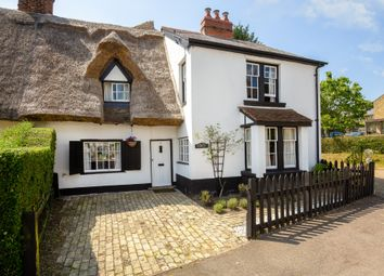 Thumbnail 3 bed cottage for sale in Ermine Street, Caxton, Cambridgeshire