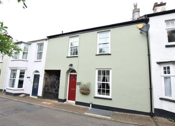 Thumbnail 5 bed terraced house for sale in Maiden Street, Stratton, Bude