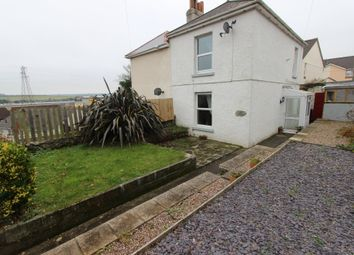Thumbnail 2 bed semi-detached house to rent in Laira Gardens, Plymouth