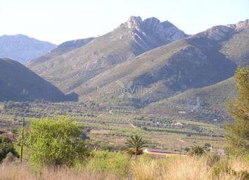 Thumbnail Land for sale in Alcalali, Alicante, Costa Blanca. Spain
