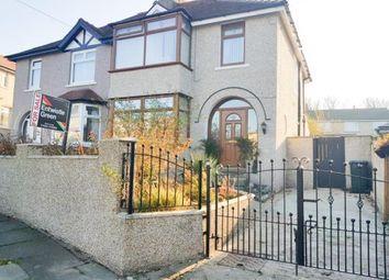 Thumbnail 3 bed semi-detached house for sale in St. Patricks Walk, Heysham, Morecambe, Lancashire