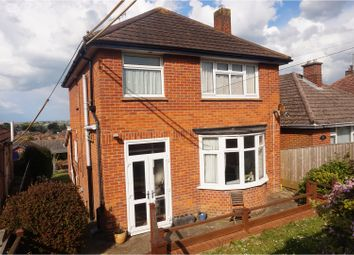 Thumbnail 3 bed detached house for sale in Alvington Road, Newport