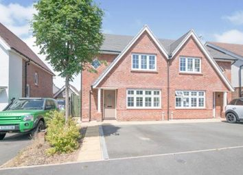 Thumbnail 3 bed detached house for sale in Boehm Drive, Alcester, Warwickshire