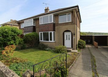 Thumbnail 3 bed semi-detached house to rent in Thorpe Green Drive, Golcar