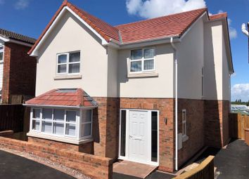 Thumbnail 4 bed detached house for sale in Kylemore Drive, Pensby, Wirral
