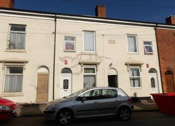 Thumbnail 3 bed terraced house for sale in Lozells Street, Birmingham, West Midlands