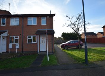 Thumbnail 2 bed end terrace house to rent in Chandlers Ford, Oakwood, Derby