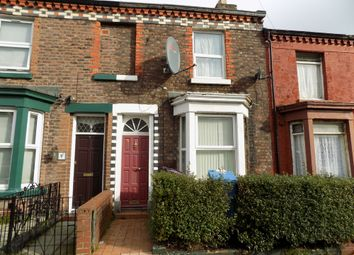 Thumbnail 2 bed terraced house to rent in Vandyke Street, Toxteth, Liverpool