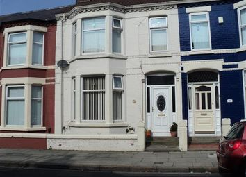 Thumbnail 3 bed terraced house to rent in Brelade Road, Old Swan, Liverpool