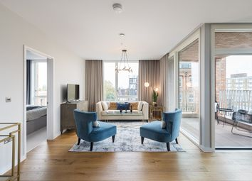 Thumbnail 1 bedroom flat for sale in Rowland Hill Street, Hampstead, London