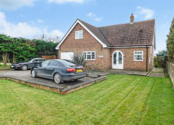 Thumbnail 3 bed detached house for sale in Wainfleet Road, Irby-In-The-Marsh, Skegness