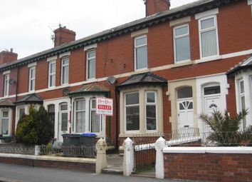 Thumbnail 4 bed terraced house to rent in Hawthorne Road, Blackpool