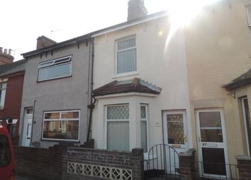 Thumbnail 3 bedroom property to rent in Stanley Street, Lowestoft