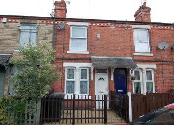 Thumbnail 2 bed terraced house for sale in Carnarvon Street, Netherfield