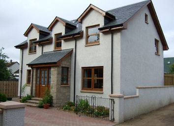 Thumbnail 4 bed detached house for sale in Ravensbrook Seaforth Road, Nairn