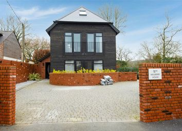 Thumbnail 4 bed detached house for sale in Mulberry House, Horton, Wimborne, Dorset