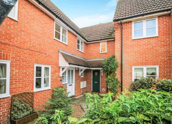 Thumbnail 2 bed terraced house for sale in Hordern Close, Haddenham, Aylesbury
