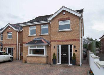 Thumbnail 5 bedroom detached house for sale in 2, Strathyre Park, Belfast