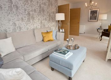 "Thumbnail 4 bed semi-detached house for sale in ""The Stonebury Showhome"" at Hastings Road, Sheffield"