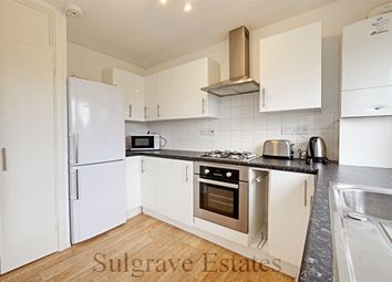 Thumbnail 3 bed flat to rent in Victoria Road, London