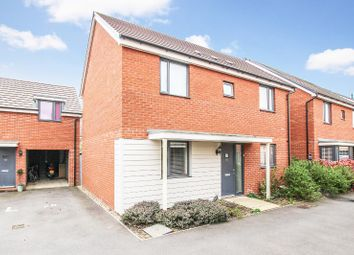 Thumbnail 3 bed detached house for sale in Moore Close, Wootton