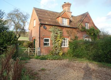 Thumbnail 3 bed cottage to rent in Vann Lodge, Hambledon