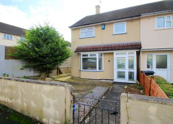 Thumbnail 3 bedroom semi-detached house to rent in Dutton Walk, Stockwood, Bristol