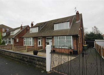 Thumbnail 3 bed semi-detached bungalow for sale in Ashwood Road, Fulwood, Preston