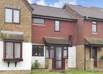 Thumbnail 2 bed terraced house for sale in Lake View, North Holmwood, Dorking, Surrey