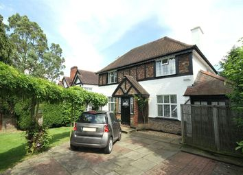 Thumbnail 4 bed detached house for sale in Old Church Lane, Kingsbury, London