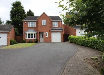 Thumbnail 5 bed detached house for sale in Ryknield Hill, Denby, Derbyshire