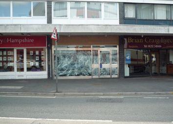 Thumbnail Retail premises to let in 18 Victoria Road, Farnborough, Hants
