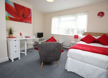 Thumbnail 1 bed flat to rent in York House, Cleveland Street, Doncaster