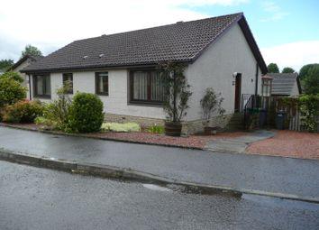 Thumbnail 2 bed semi-detached bungalow for sale in Robertson Road, Cupar