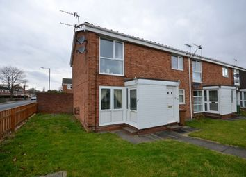 Thumbnail 2 bedroom flat to rent in Ravenspurn Way, Grimsby
