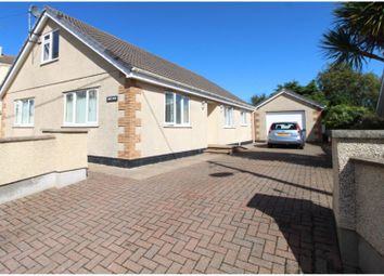 Thumbnail 3 bed detached bungalow for sale in Brickpool, Amlwch