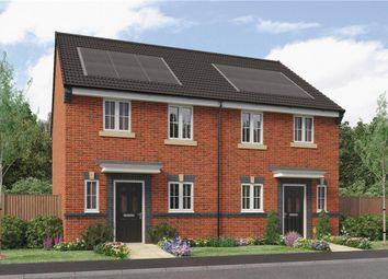 "Thumbnail 3 bedroom semi-detached house for sale in ""Wilde"" at Southport Road, Chorley"